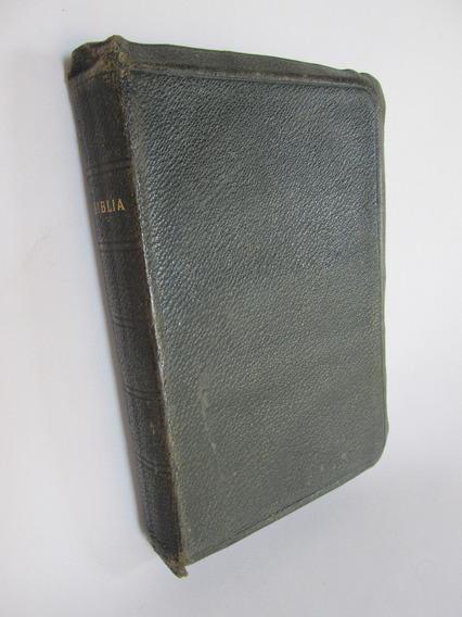 Biblia Antiga E Rara Almeida - Ano 1916 - 104 Anos!