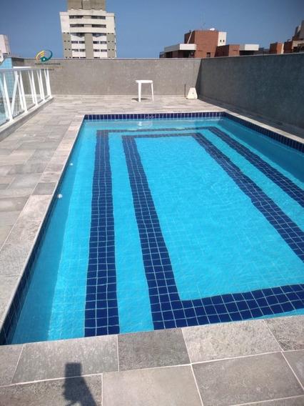 Apartamento Para Alugar No Bairro Astúrias Em Guarujá - Sp. - En543-2