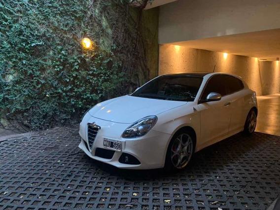 Alfa Romeo Giulietta 1.8 Quadrif Verde Tb Gdi 235cv Mt6 2013