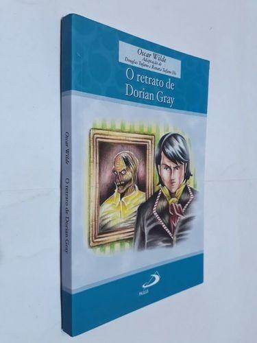 O Retrato De Dorian Gray Adaptado Por Douglas Tufano Rena...