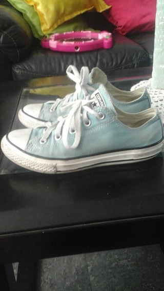 Zapato Tipo Converse En Excelente Estado