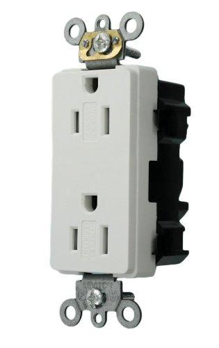 Imagen 1 de 3 de Leviton Mt162w Levlok 15amp 125volt Conector De Dispositivo