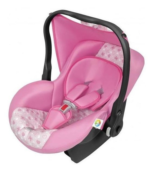 Bebê conforto Tutti Baby Bebê Conforto Nino Rosa-new