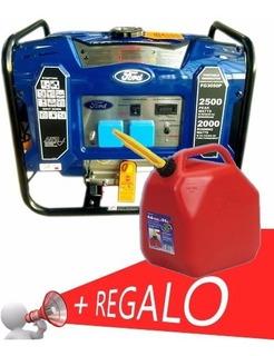 Grupo Electrógeno Generador Ford Potencia 2000w