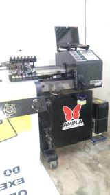 Impressora Ampla Targa Sw 3208 3,20cm 4 Cabeças Spectra 35pl