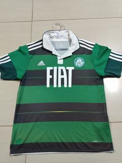 Camisa Do Palmeiras Fiat Group Oficial