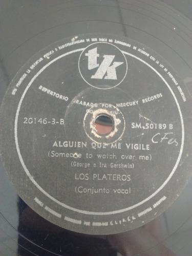 Los Plateros Disco Pasta Tk Sm-50189 C25