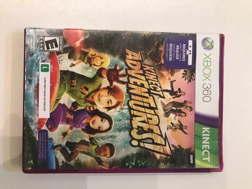 Imagem 1 de 3 de Kinect Adventures - Xbox 360 - Super Conservado!!