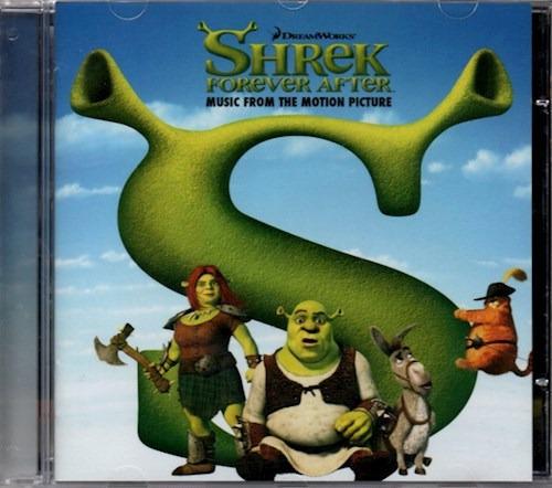 Shrek Forever After - Banda Original De Sonido (cd)