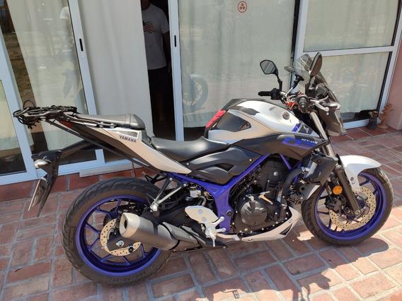 Yamaha Mt 03a Inmaculada.