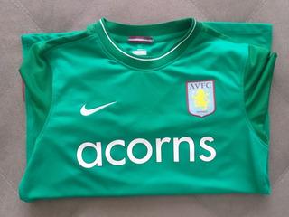 Camisa Aston Villa 2008/2009