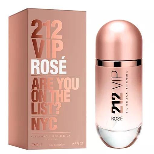 212 Vip Rosé Carolina Herrera - Perfume Feminino - Eau De Pa