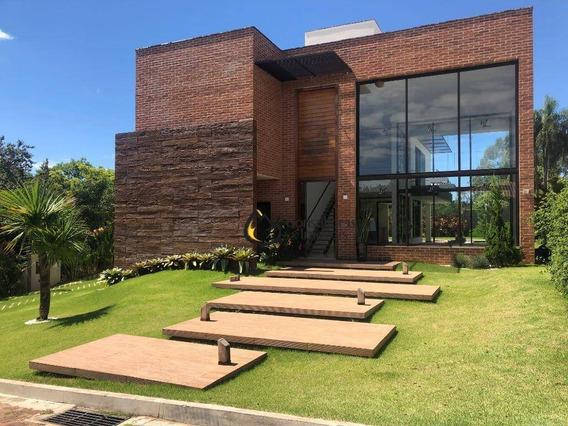 Casa Com 5 Dormitórios À Venda, 485 M² Por R$ 2.650.000 - Sousas - Campinas/sp - Ca0971