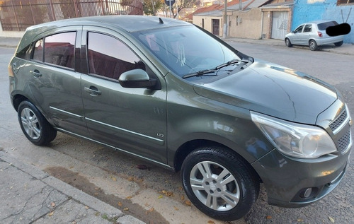 Imagem 1 de 9 de Chevrolet Agile 2011 1.4 Ltz 5p