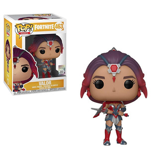 Funko Pop Valor 463 Fortnite Muñeco Original Coleccionable