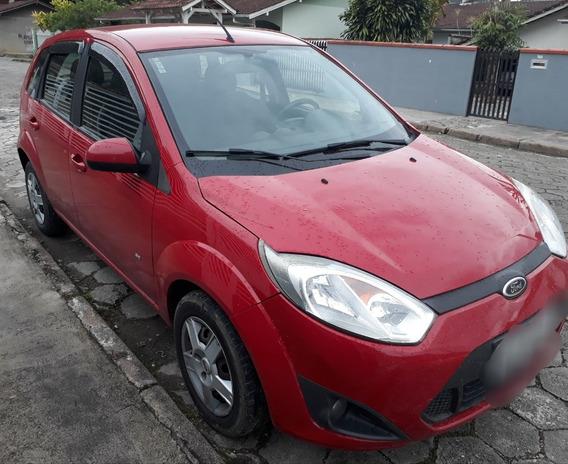 Ford Fiesta 1.0 Completo, Sem Nada A Fazer, Excelente...!