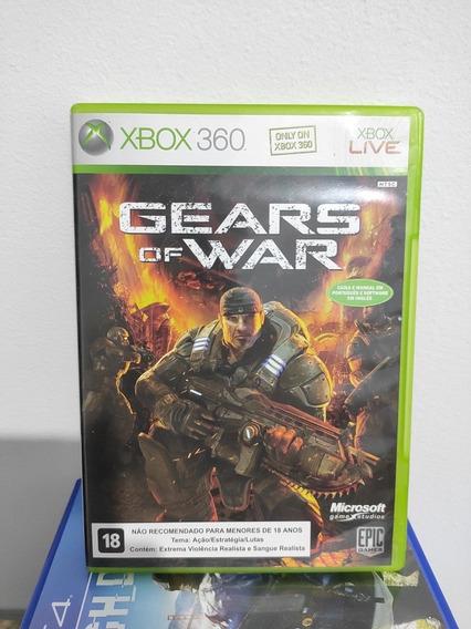 Gears Of War 1 Xbox 360 Mídia Física