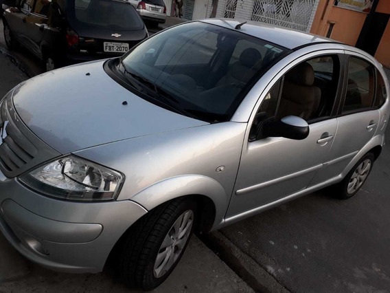 Citroën C3 1.6 16v Exclusive Flex 5p 2007