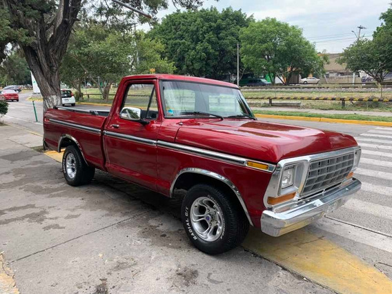 Ford F 100 Ford F 100
