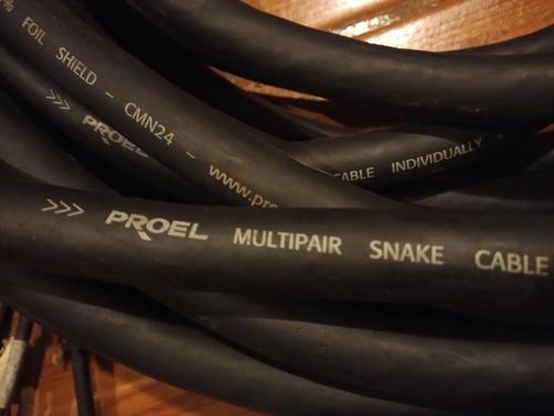 Cable Multipar 24 Ch