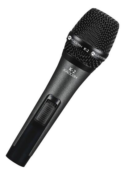 Microfone Barato Profissional Kadosh K-2