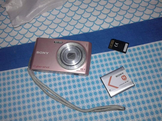 Câmera Digital Sony Completa Cyber-shot