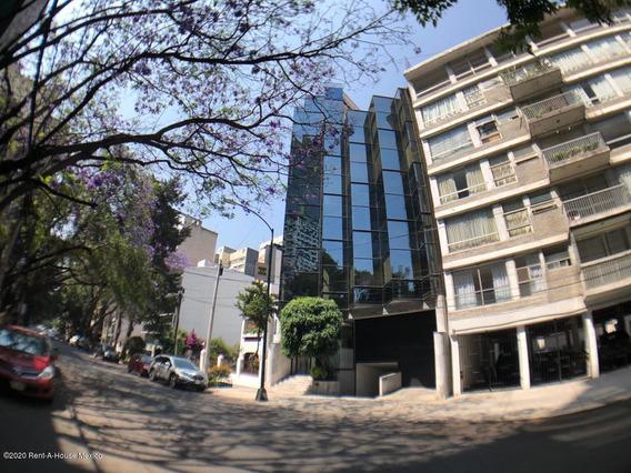 Edificio En Renta En Polanco Chapultepec, Miguel Hidalgo, Rah-mx-20-1928