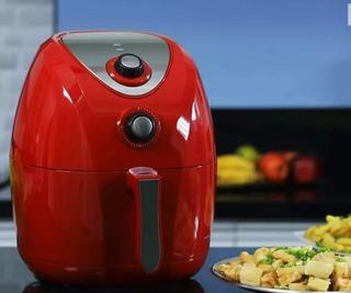 Fritadeira Elétrica Sem Óleo Air Fry Philco Inox 1400w