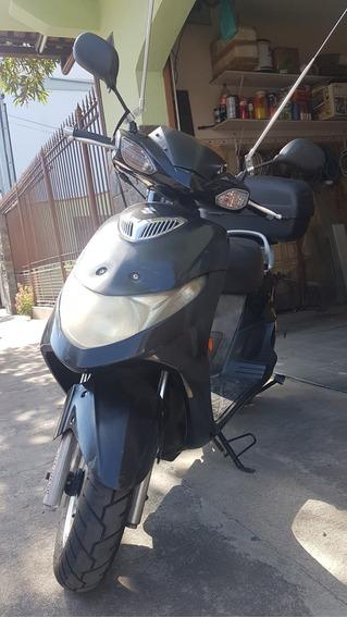 Suzuki An 125 Burgman