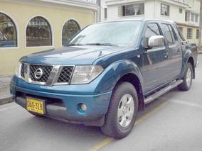 Nissan Navara 4x4 Full Equipo