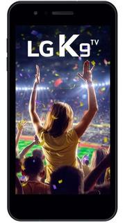 Smartphone Lg K9 Tela 5 16gb 2gb Ram Câm 8mp + 5mp