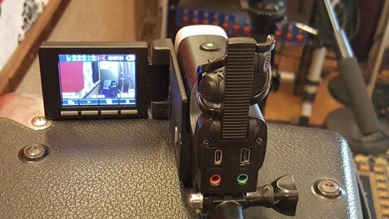 Zoom Q4 Em Estado De Nova - Canon, Nikon, Kodak, Sony, Jvc