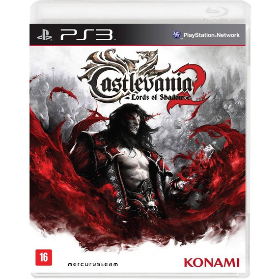 Jogo Castlevania - Lords Of Shadow 2 (usado) Ps3
