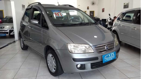 Fiat Idea Elx 1.4 Flex 2007 / 2007