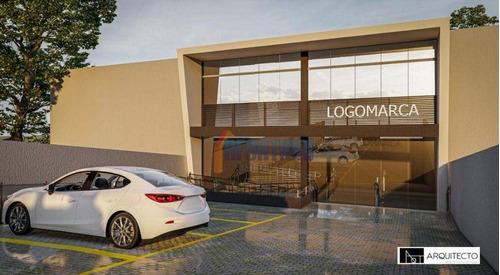 Imagem 1 de 1 de Loja Para Alugar, 190 M² Por R$ 6.000,00/mês - Seminário - Curitiba/pr - Lo0173
