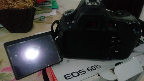 Canon 60d 18k Cliques + Lente Canon 50mm 1.8