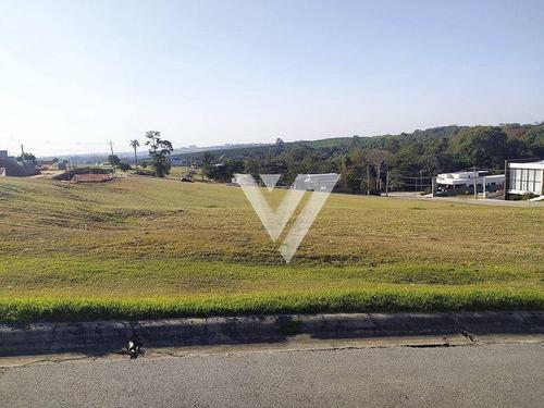 Imagem 1 de 6 de Terreno À Venda, 1011 M² - Condomínio Fazenda Jequitibá - Sorocaba/sp - Te1467