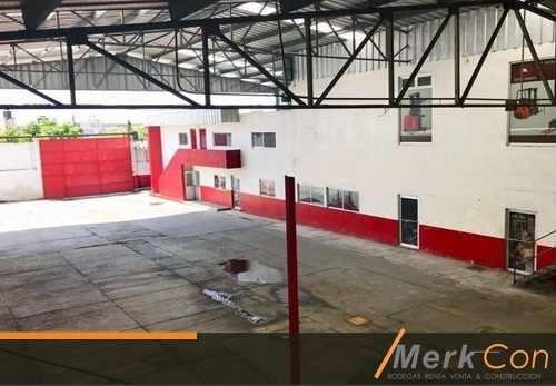 Bodega Venta 3,000 M2 Zona Industrial Col Morelos Guadalajara, Jalisco, Mexico