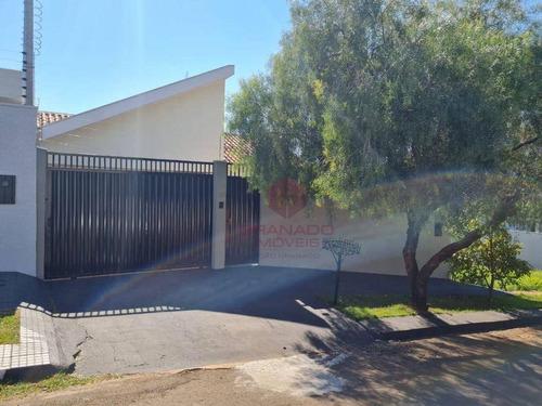 Imagem 1 de 19 de Casa Com 3 Dormitórios À Venda, 100 M² Por R$ 409.000,00 - Jardim Real - Maringá/pr - Ca0214