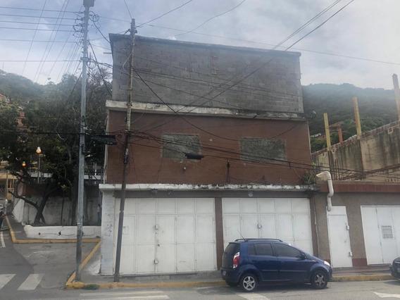 Venta De Edificio Con Galpones Y Oficinas En Pariata