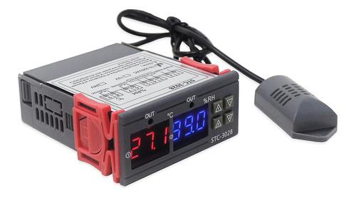 Termostato Stc 3028 Humedad Temperatura 110v-220v Incubadora