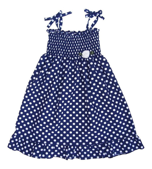 Vestido Solero Lunares - Nena