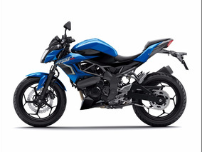 Nueva Kawasaki Z 250 Modelo 2018 Con Abs