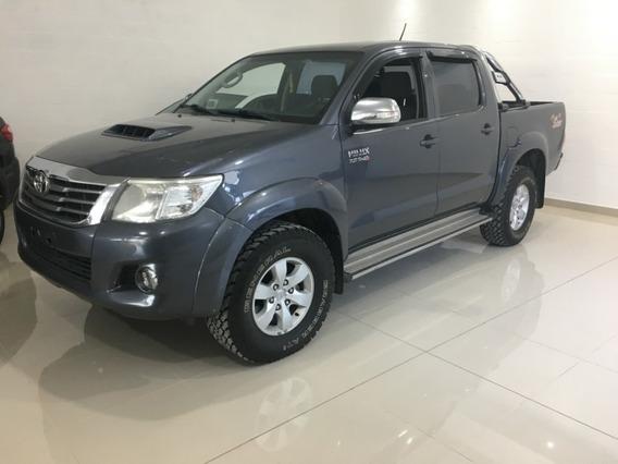 Toyota Hilux Srv 3.0 4x4 Aut. 2013
