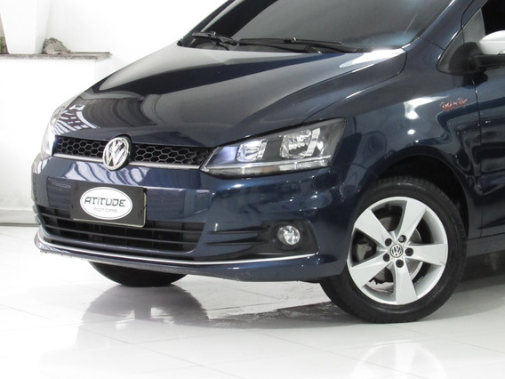 Volkswagen Fox 1.6 Mi Rock In Rio 8v Flex 4p Manual 2016
