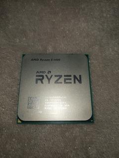 Procesador Amd Ryzen 5 1400+stock