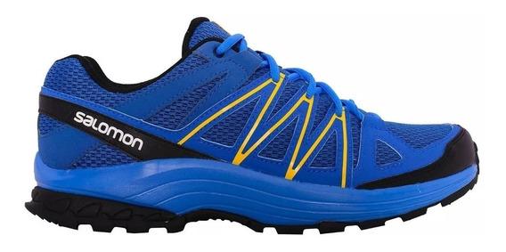 Salomon Zapatilla Trail Running Hombre Xa Bondcliff Azul