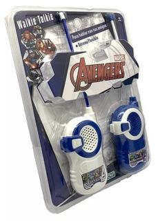 Walkie Talkie Avengers Ditoys