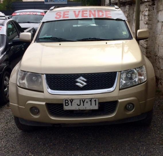 Suzuki Grand Vitara 4x4 2010 Buen Estado Credito Directo