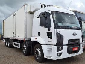 Ford Cargo 2423 Bi Truck 8x2 Refrigerada